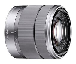 Sony Alpha SEL1855 E-mount 18-55mm F3.5-5.6 OSS Lens