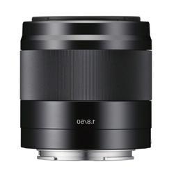 Sony - E 50mm F1.8 OSS Portrait Lens