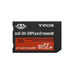 Sony 32 GB Flash Memory Card MSHX32B