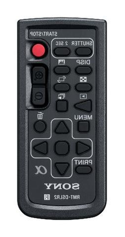 Sony RMTDSLR2  Wireless Remote for Alpha & NEX,