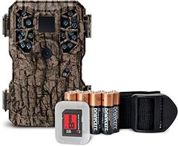 Stealth Cam PX Series Game Camera Combo Batteries and SD Car