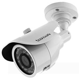Ventech Outdoor-Indoor Bullet Camera with 36 IR Leds day-nig