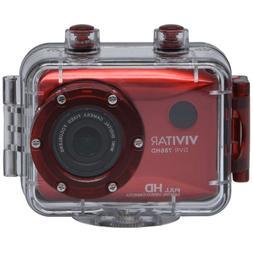 Vivitar DVR786HD HD Waterproof Action Video Camera Camcorder