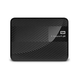 WD 2TB My Passport X Xbox One Portable External Hard Drive -