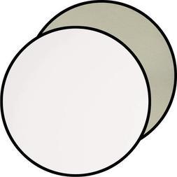"Wescott Basics 40"" Sunlight / White Reflector"