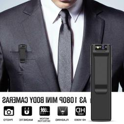 a3 1080p mini cameras with audio wearable