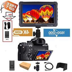 """LILLIPUT A7S 7"""" 1920x1200 IPS Screen Camera Field Monitor 4K"""