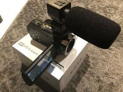 Aabeloy FHD 1080P 16X 24MP Digital Video Camera
