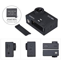4K Action Camera, Andoer AN100 WiFi Sports Action Video Came
