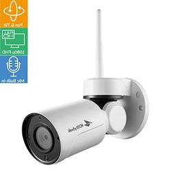 Kittyhok 1080p Full HD Wireless Security Surveillance Camer