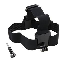 VVHOOY Action Camera Head Strap Mount Compatible with Gopro