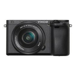 Sony Alpha a6500 Mirrorless 24.2MP 4K Digital Camera with 16
