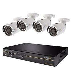 Q-see 8-Channel Analog HD Security System w/ 4 Analog HD 4MP