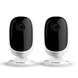 Reolink Argus 100% Wire-Free 1080p HD Outdoor Wireless Batte