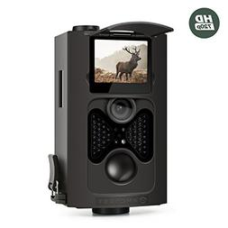 Amcrest 720P HD Game and Trail Camera - 8MP Dynamic Capture,