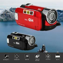 Automatic Video Vlogging Camcorder HD 1080P YouTube 16X Digi