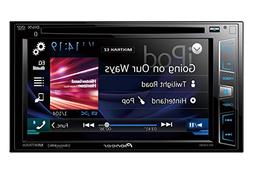 """Pioneer AVH-X2800BS In-Dash DVD Receiver with 6.2"""" Display,"""
