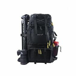 G-raphy Large Camera Backpack Bag Hiking Travel Backpack for