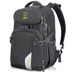 TUBU Video Camera Backpack Fit 2 Pro-Sized DSLR/SLR Camera,