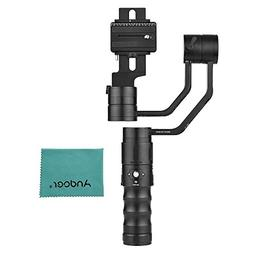 Andoer Beholder EC1 3-Axis Single Handheld Gimbal Stabilizer