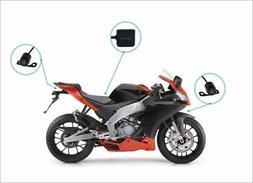 Biker's Camera, SYKIK Rider C6L Motorcycle Action Sport Fron