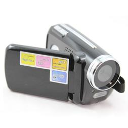 Black  DV Camcorder 1.8 Inch LCD 4x Zoom Video Camera Best K