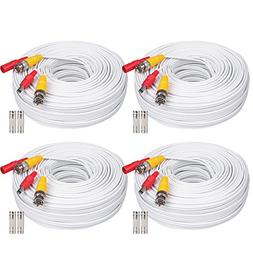 WildHD 4x200ft BNC Cable All-in-One Siamese Video and Power
