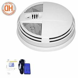 Bottom View Smoke Detector Night Vision Hidden Camera with H