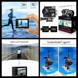 AKASO Brave 4 4K 20MP WiFi Action Camera Ultra HD with EIS 3
