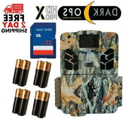 Browning Trail Cameras BTC 6HDPX 20MP Dark Ops Pro X Game 20