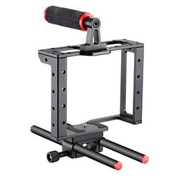 Neewer Camera Video Cage Film Movie Making Kit: Camera Video