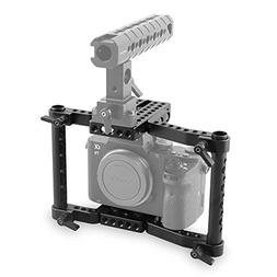 SmallRig Camera Cage Video Camera Cage for DSLRs/SLR Panason