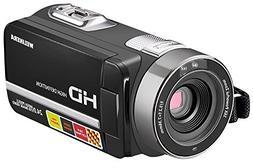 WELIKERA Camera Camcorder, Remote Control Handy Camera, IR N