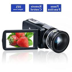 Camcorder Video Camera Full HD 1080P 24.0MP Digital Camera 1