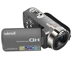 Camera Camcorders, HD 720P 16MP 16X Digital Zoom Video Camco