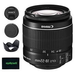 Canon EF-S 18-55mm f/3.5-5.6 IS SLR Lens