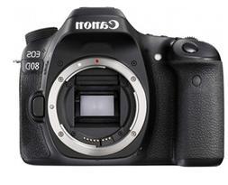 New Canon EOS Rebel 80D Digital SLR Camera Video Creator Kit