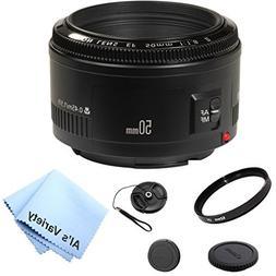 Canon 50mm F/1.8 II Portrait Lens Kit - International Model