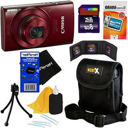 Canon PowerShot ELPH 190 IS Digital Camera with 10x Zoom, 72