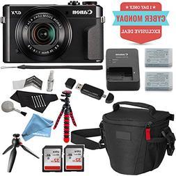 Canon PowerShot G7 X Mark II Video Creator Kit, SanDisk 32GB