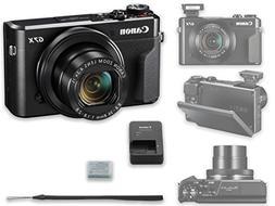 Canon PowerShot G7 X Mark II Digital Camera Wi-Fi Enabled -