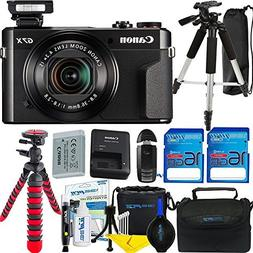 Canon PowerShot G7 X Mark II 20.1MP 4.2x Optical Zoom Digita