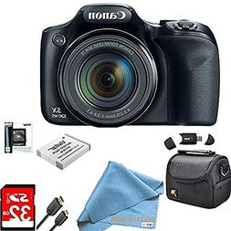Canon Powershot SX530 HS 16MP Wi-Fi Super-Zoom Digital Camer
