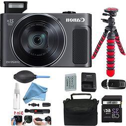 Canon PowerShot SX620 HS Digital Camera  + DigitalAndMore De