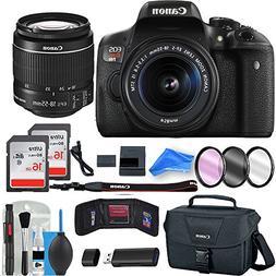 Canon Rebel T6i Digital SLR Camera DigitalAndMore Creator ES