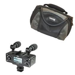 Canon VIXIA HF G40 Camcorder External Microphone Vidpro XM-A