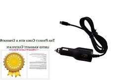 UpBright NEW Car DC Adapter For 5.0 Mega pixels HD 1280X720