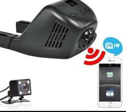 Cars Cameras Registrator Dash Cam Digital Video Recorder Two