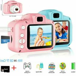 Children Digital Cameras Kids 13MP 1080P Toddler Video Recor