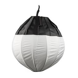 "Ikan 1000W 22"" China Ball Soft Light, Black"